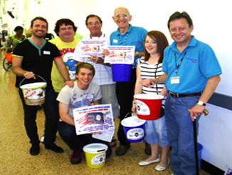 Northern Air Hospital Radio fundraising