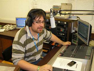 Northern Air Hospital Radio
